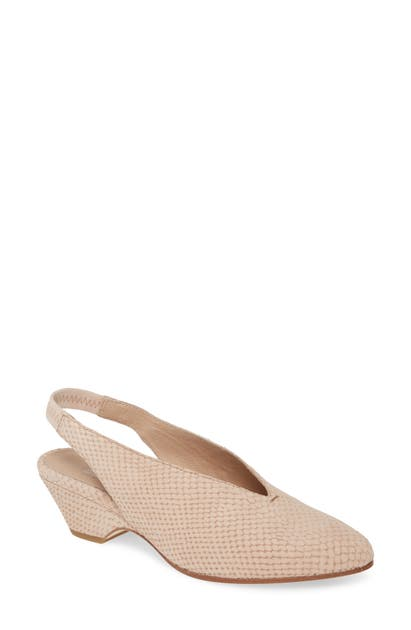 Eileen Fisher Pumps GATWICK SLINGBACK PUMP
