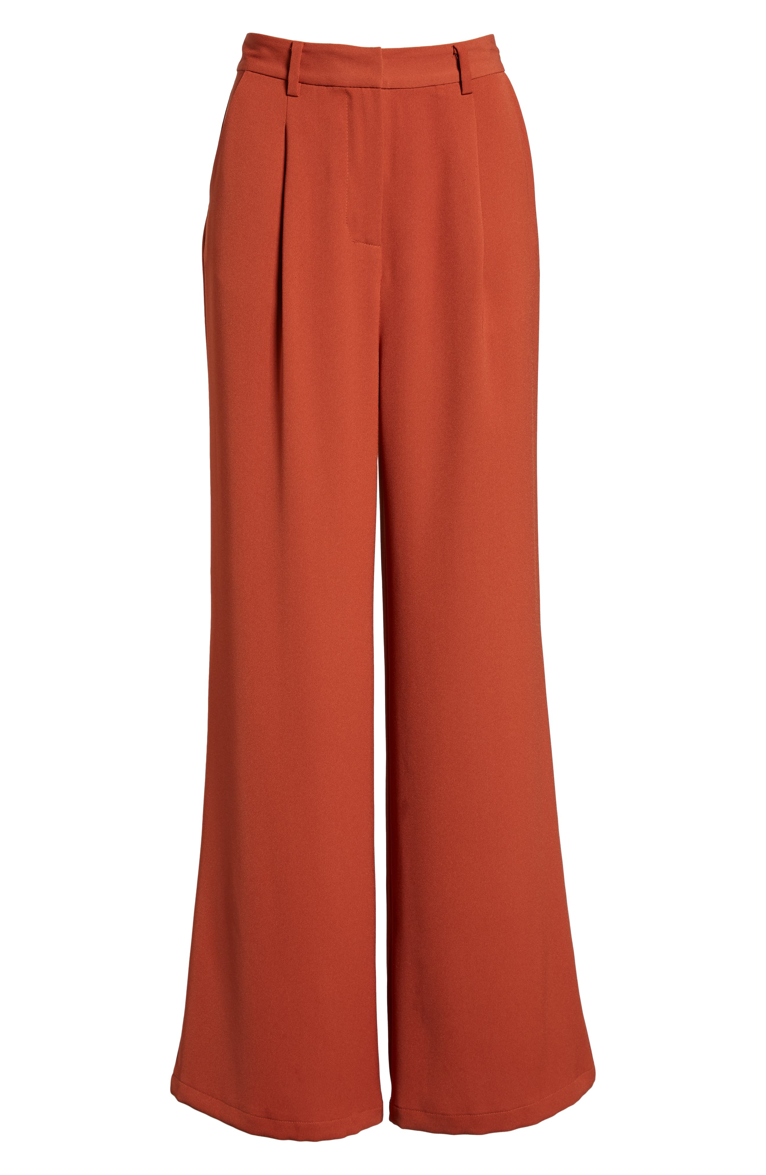,                             High Waist Flare Pants,                             Alternate thumbnail 20, color,                             210