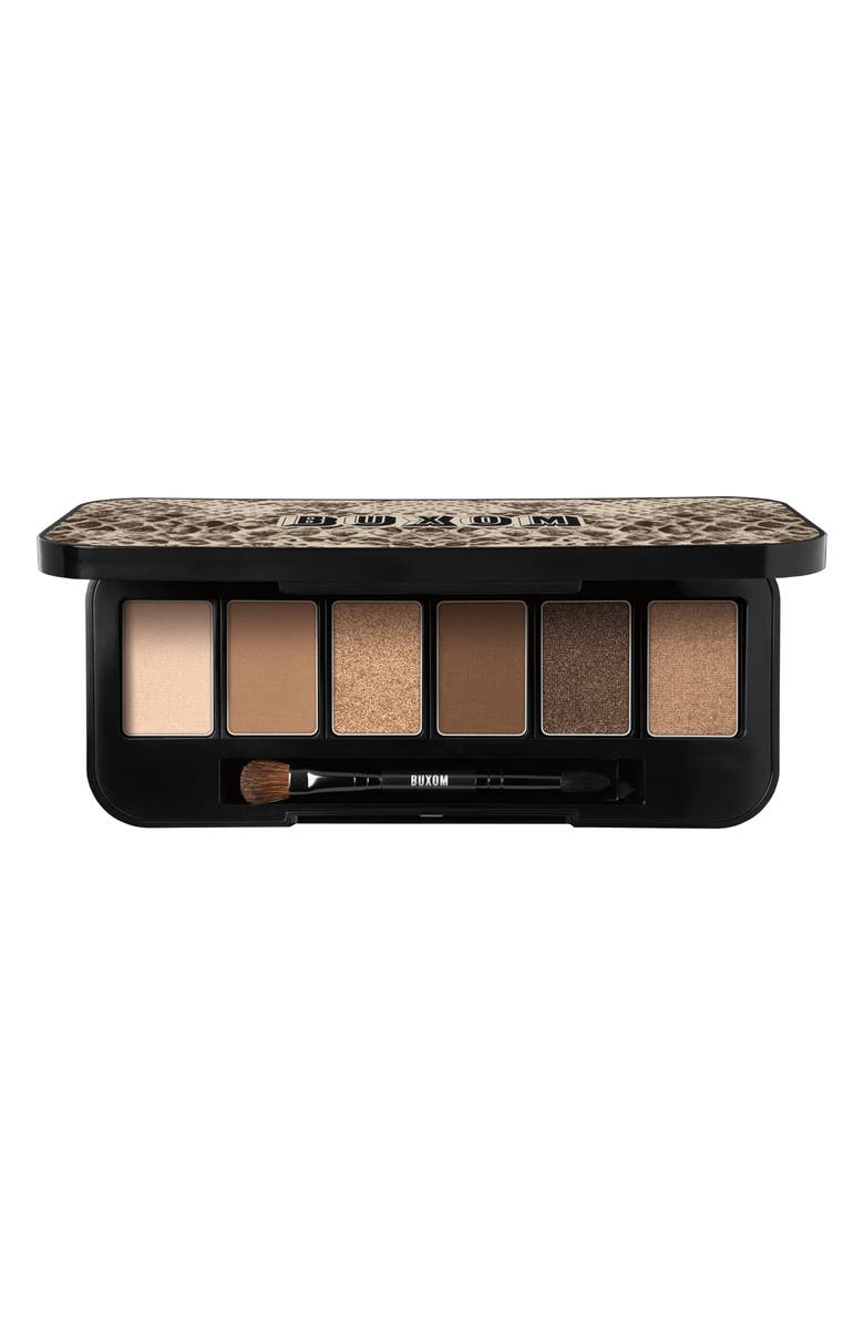 BUXOM May Contain Nudity Eyeshadow Palette, Main, color, NO COLOR