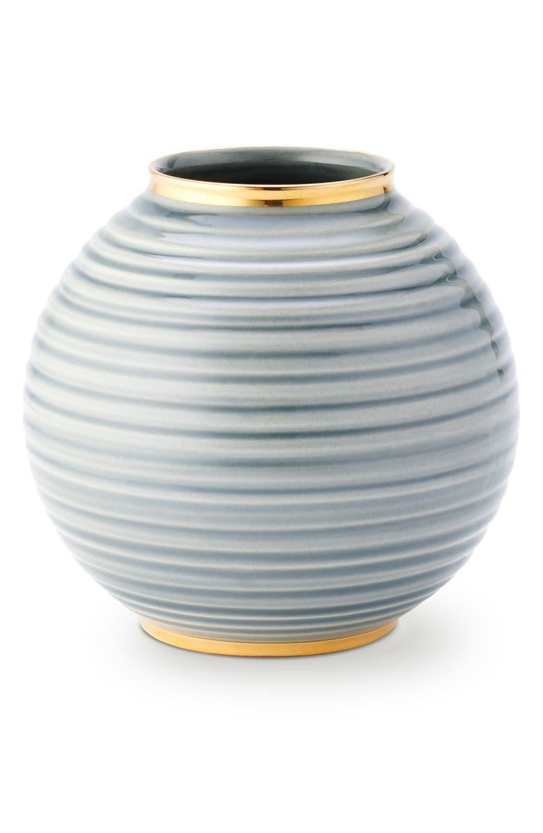AERIN Calinda Round Vase, Main, color, 020