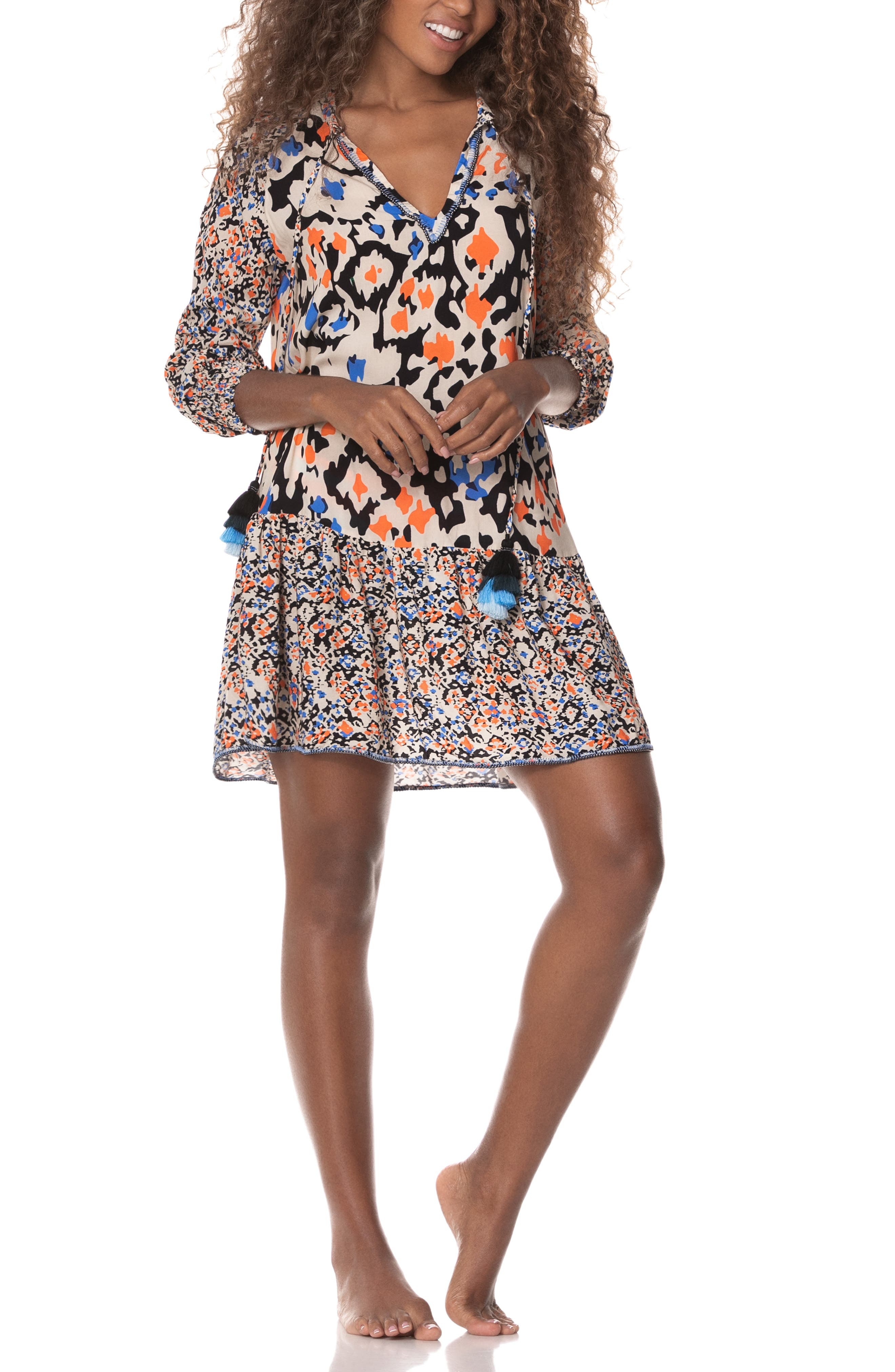 Acantha Quest Cover-Up Dress