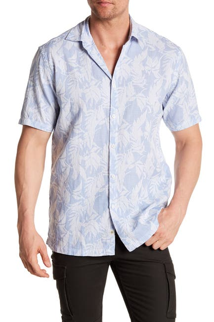 Image of COASTAORO Tropex Short Sleeve Regular Fit Shirt