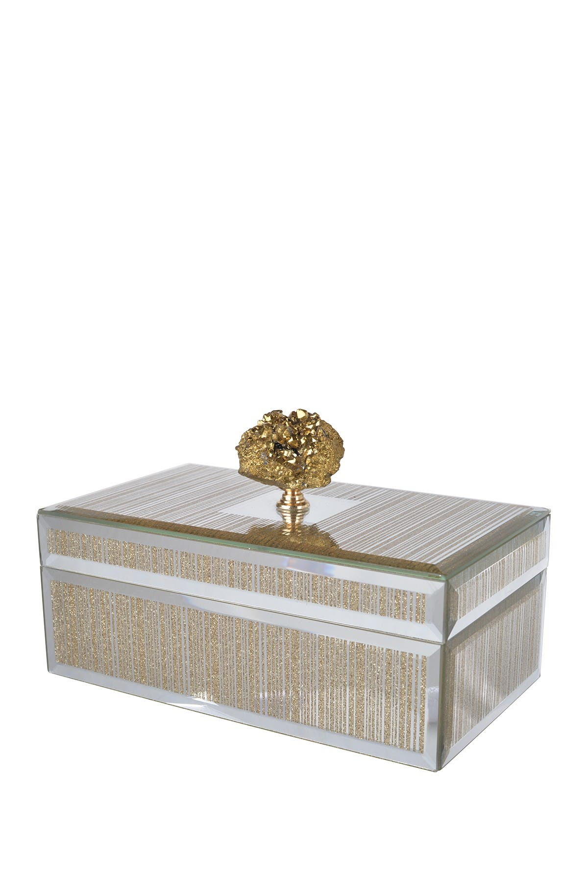 Image of R16 HOME Sullivan Striped Box - Medium