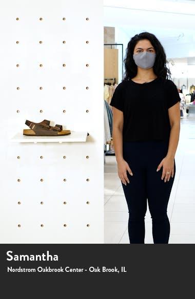 'Milano' Sandal, sales video thumbnail