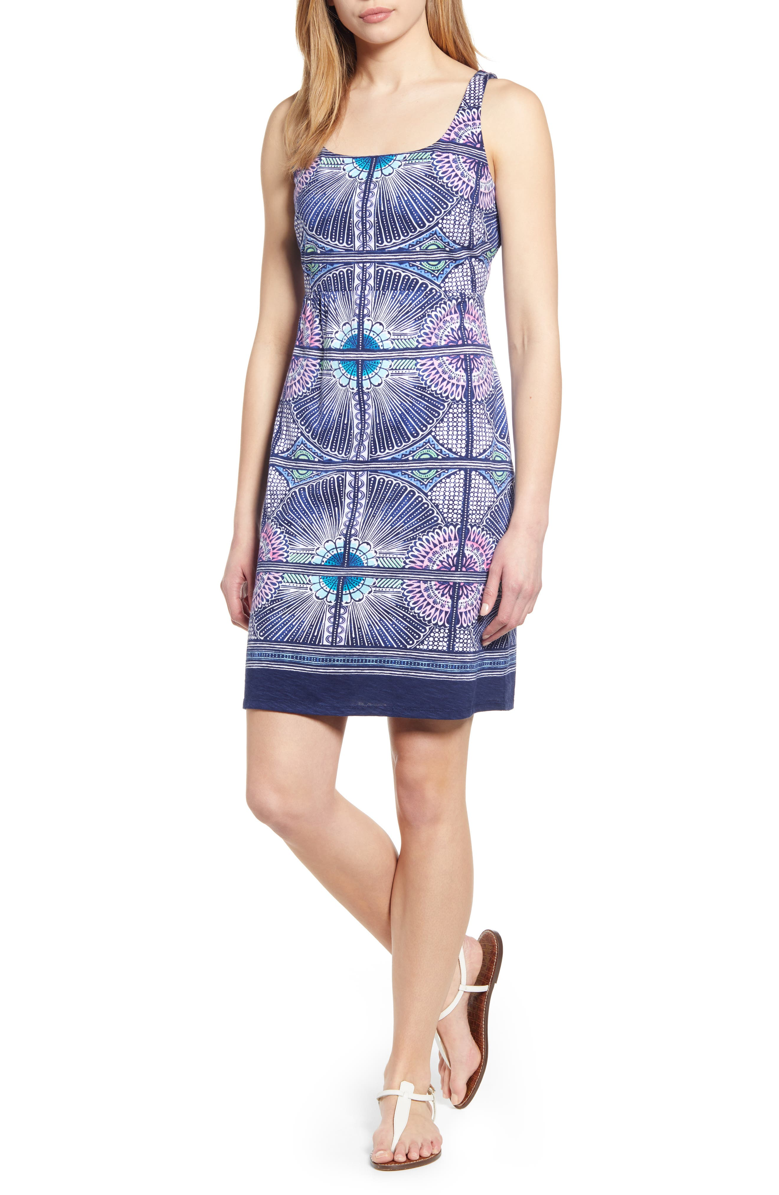Tommy Bahama Sole Vita Sundress, Blue