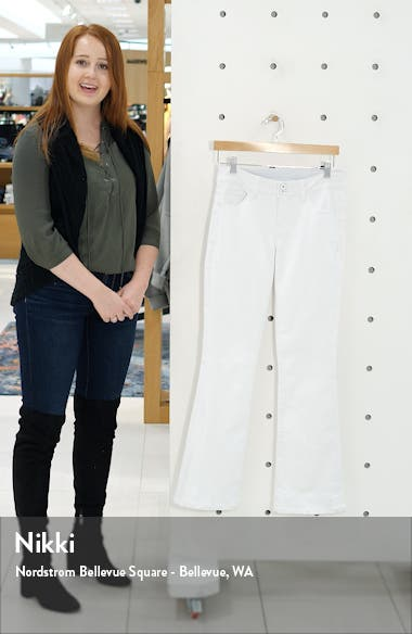 Gloria High Waist Flare Jeans, sales video thumbnail