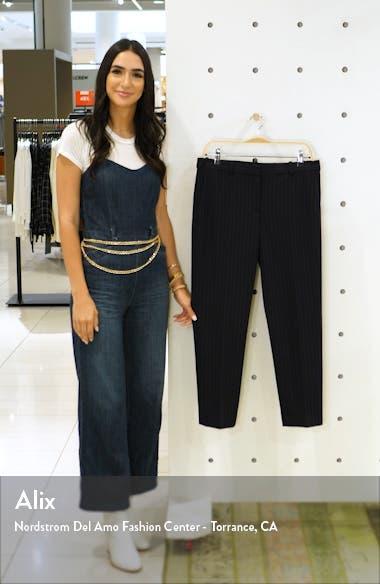 Stripe Tailored Pants, sales video thumbnail