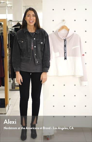 Pro Dri-FIT Fleece Half-Zip Pullover, sales video thumbnail