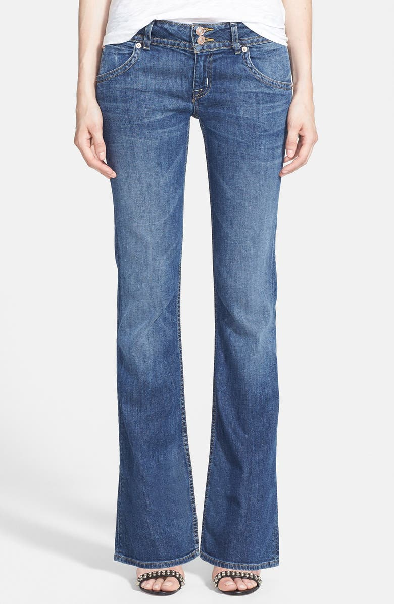 HUDSON JEANS 'Signature' Bootcut Jeans, Main, color, 421