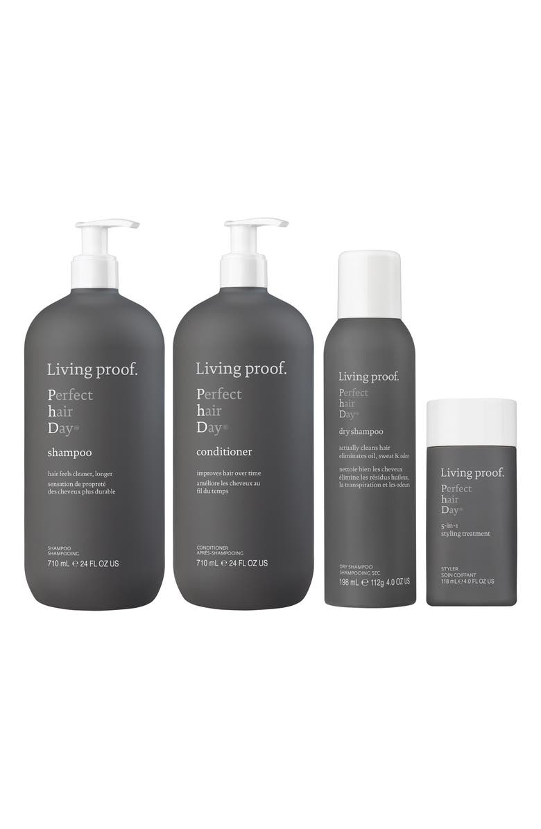 LIVING PROOF<SUP>®</SUP> Perfect hair Day<sup>™</sup> Hair Care Set, Main, color, NO COLOR