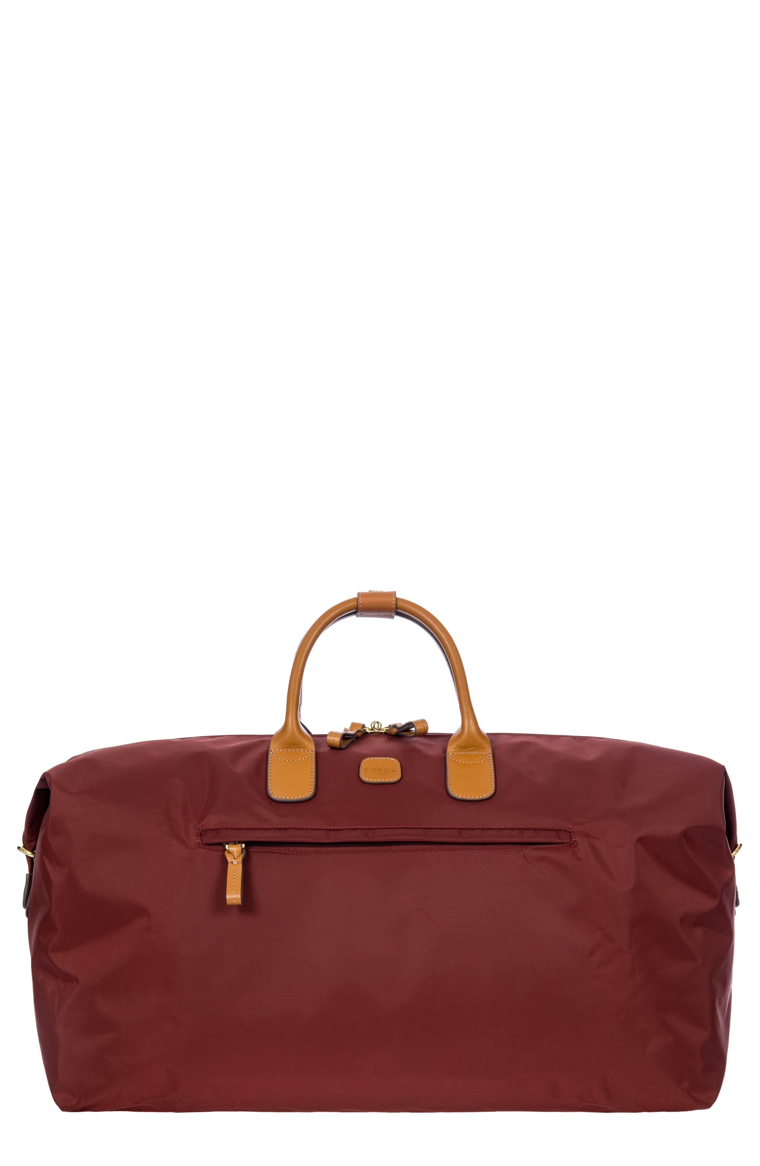 Bric's X-Bag Boarding 22-Inch Duffle Bag - Burgundy