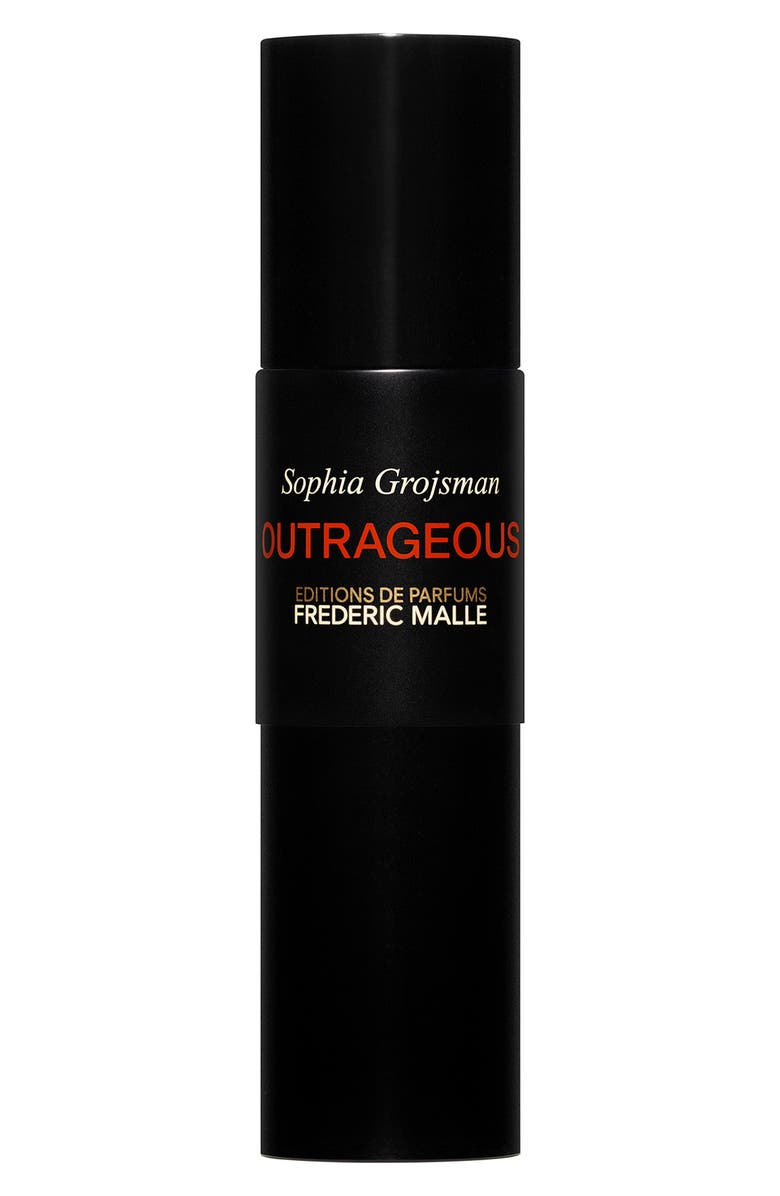 FREDERIC MALLE Editions de Perfumes Frédéric Malle Outrageous Travel Fragrance Spray, Main, color, NO COLOR