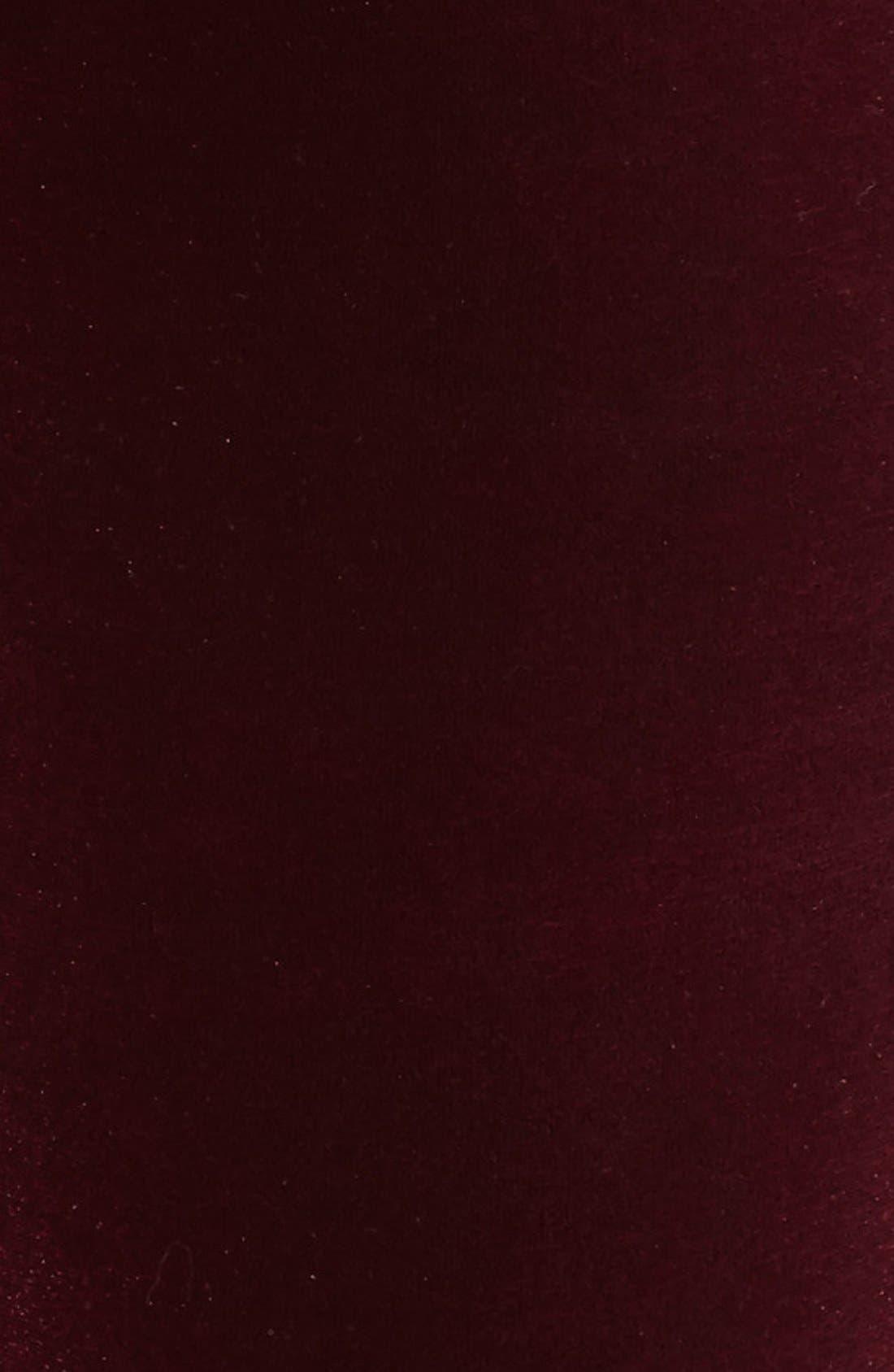 ,                             Velvet Flare Pants,                             Alternate thumbnail 23, color,                             604