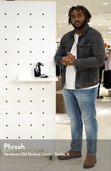 Filter Ankle Strap Sandal, sales video thumbnail