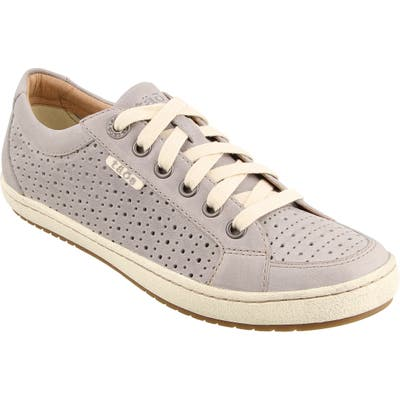Taos Jester Lace-Up Sneaker- Grey
