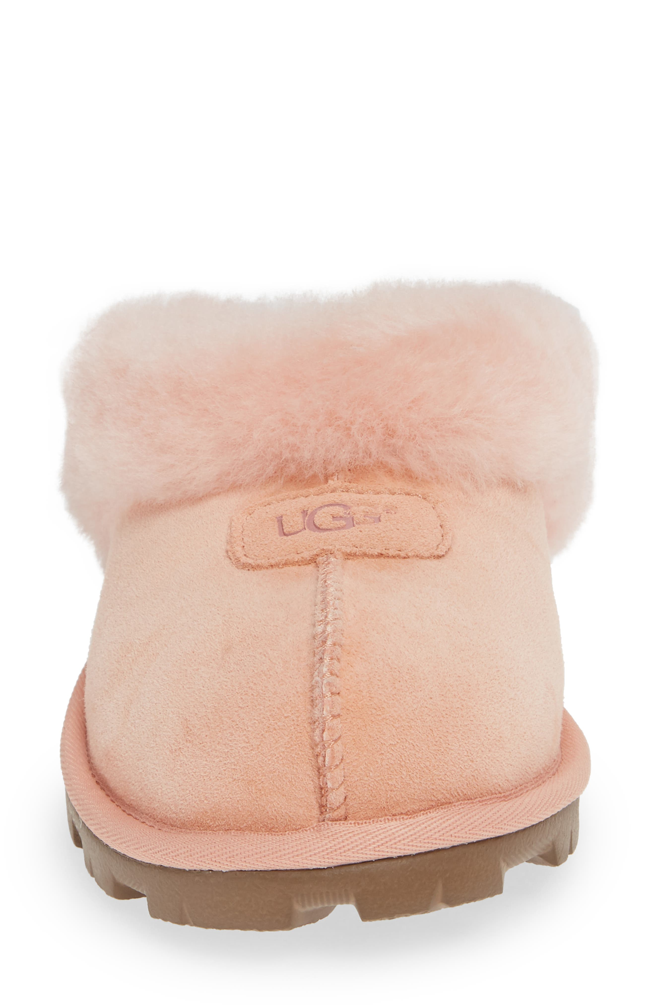 ,                             Genuine Shearling Slipper,                             Alternate thumbnail 96, color,                             653