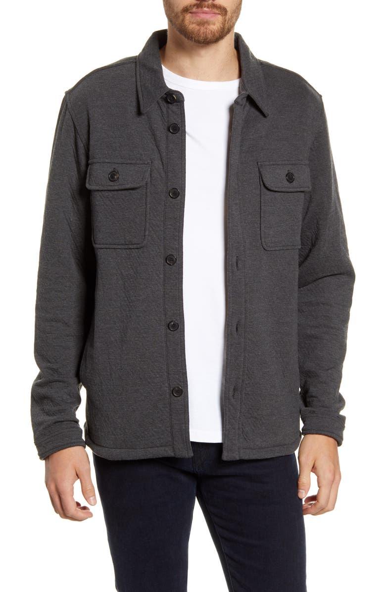 BILLY REID Billy Ried Darryl Regular Fit Shirt Jacket, Main, color, 021
