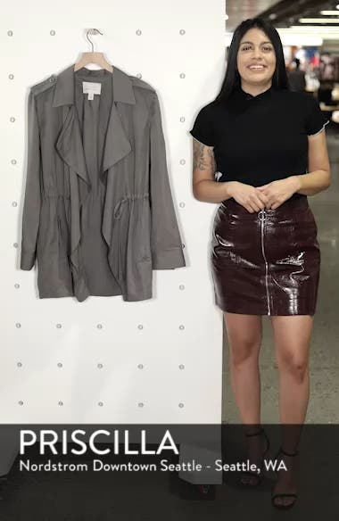 Drapey Utility Jacket, sales video thumbnail