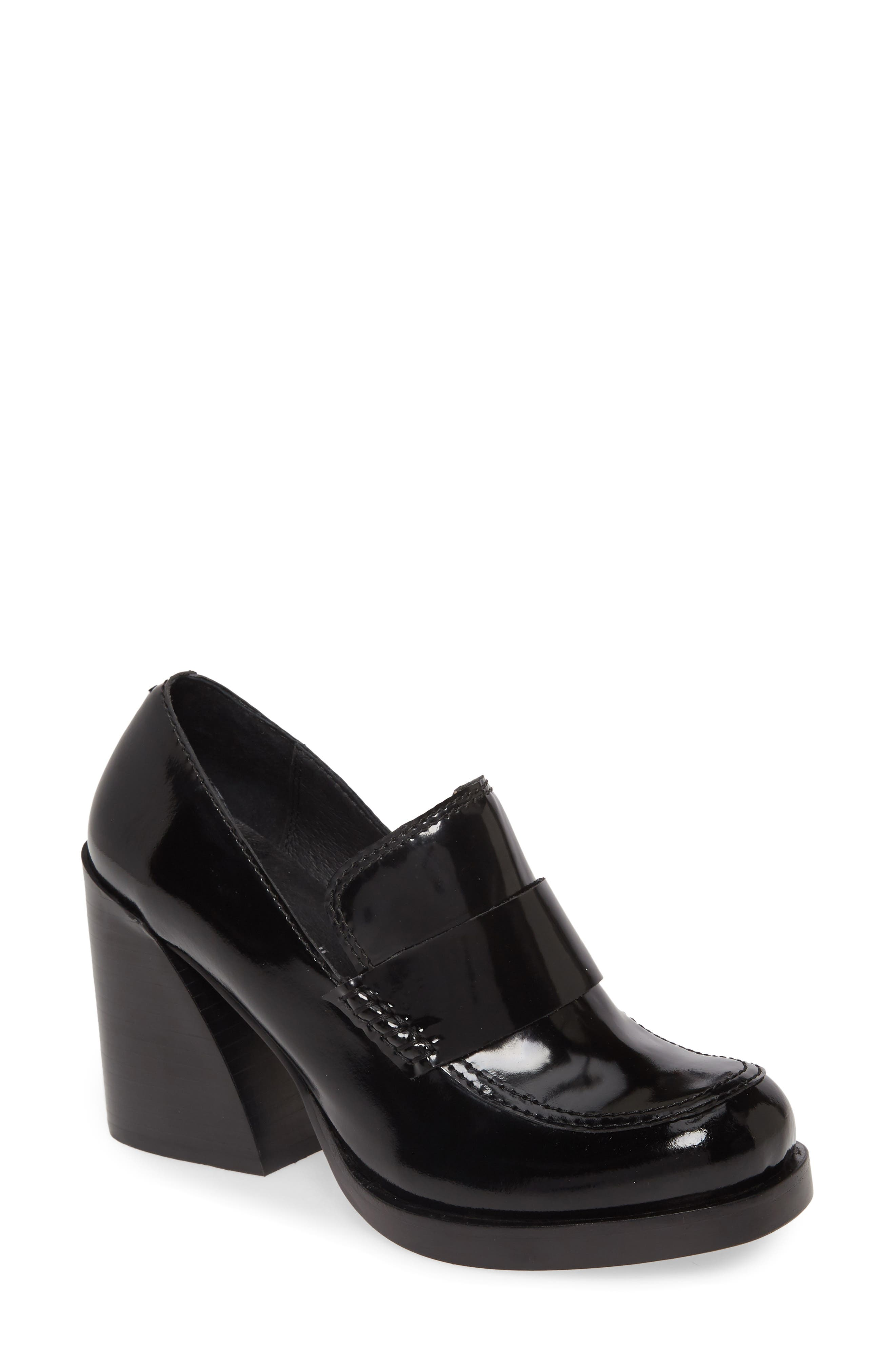 Alexey Loafer Pump by Jeffrey Campbell