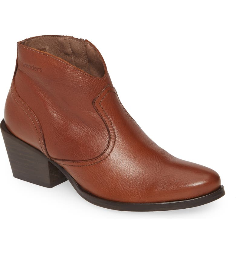 WONDERS H-3712 Bootie, Main, color, VACHETA SPANIEL LEATHER