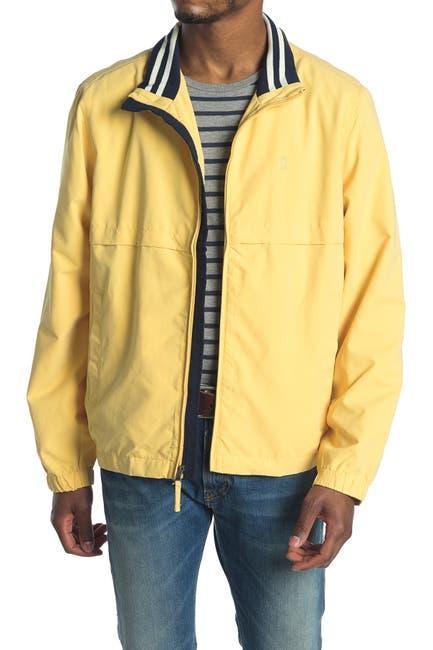 Image of Izod Mock Neck Golf Jacket