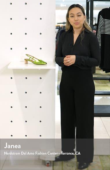 Antonia Slingback Pump, sales video thumbnail