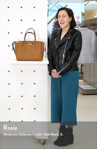 Marc Jacobs The Protegé Mini Leather Tote, sales video thumbnail