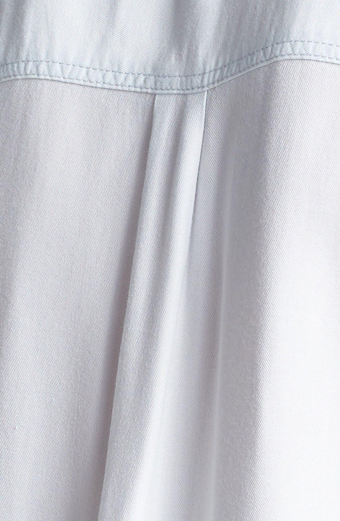 ,                             Rubbish Oversized Menswear Shirt,                             Alternate thumbnail 9, color,                             450