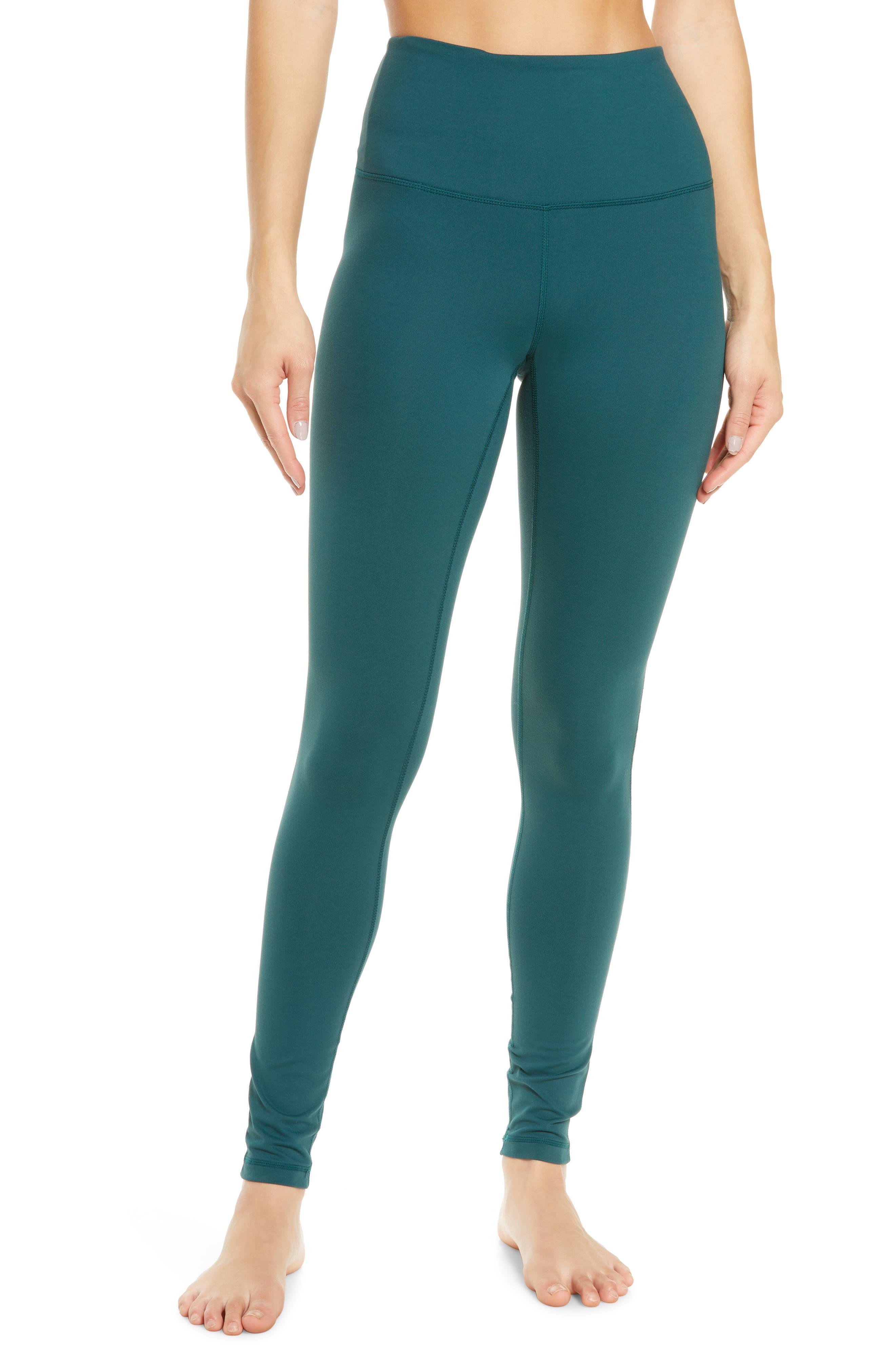 NEW Style ELASTANECotton mix SIZE 14 High waisted leggings