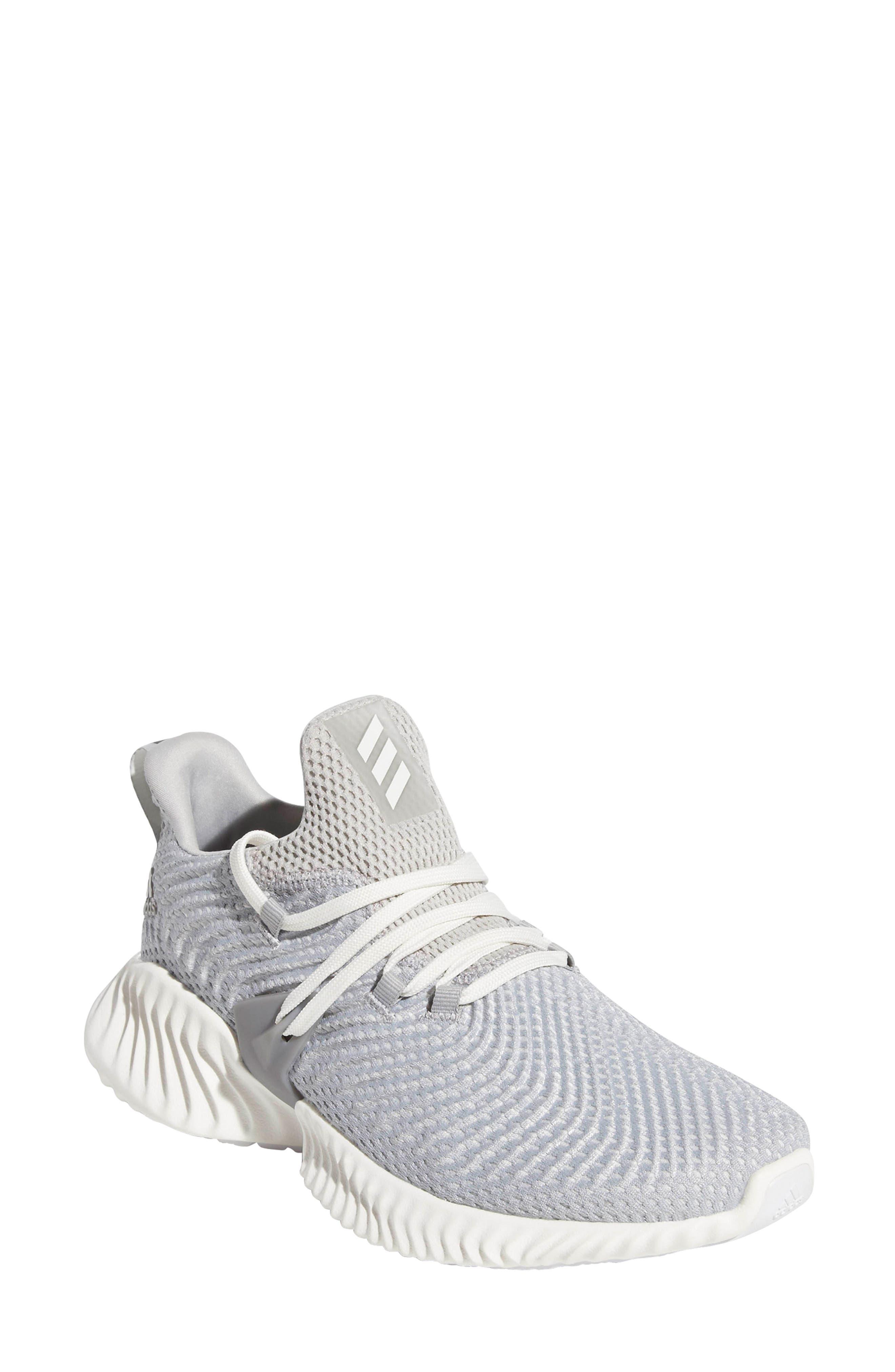 Adidas Alphabounce Instinct Sneaker, Grey