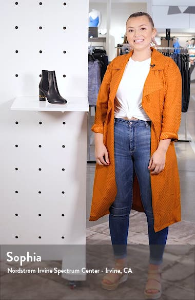Raquel Chain Chelsea Boot, sales video thumbnail