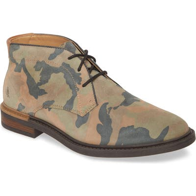 Hush Puppies Davis Chukka Boot, Green