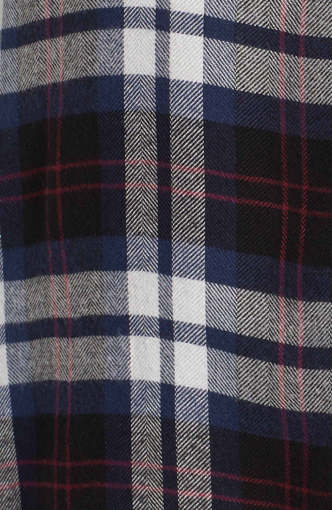 ,                             Hunter Plaid Shirt,                             Alternate thumbnail 328, color,                             409