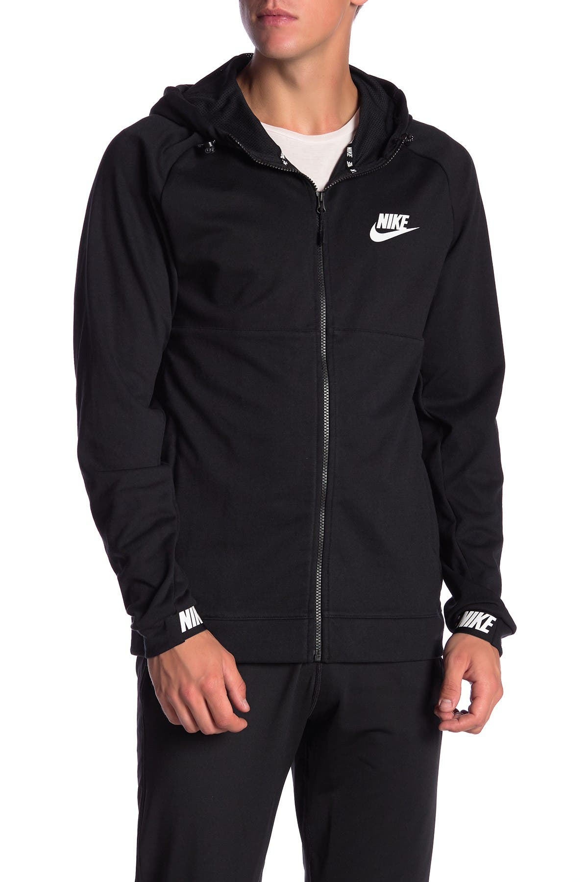 niebla Cantidad de corriente  Nike | AV15 Fleece Hoodie | Nordstrom Rack
