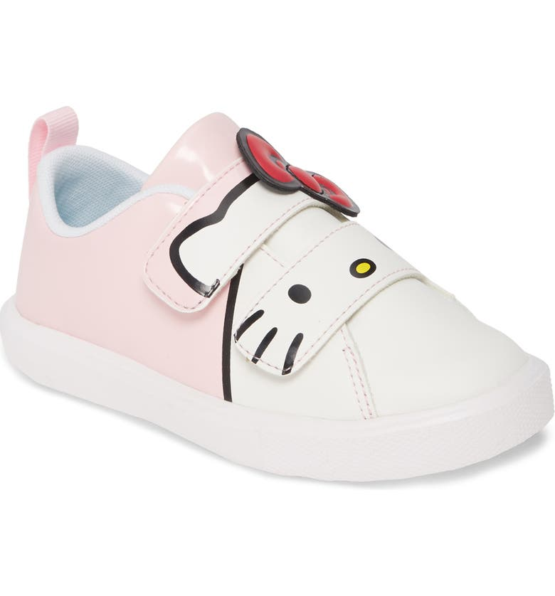 Hello Kitty Shoes Native Shoes Monaco Hello Kitty Sneaker (Walker, Toddler & Little Kid) |  Nordstrom