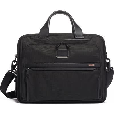 Tumi Alpha 3 Organizer Briefcase - Black