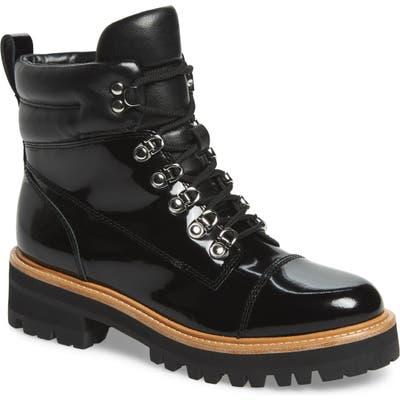 Marc Fisher Ltd Inka Hiking Boot, Black