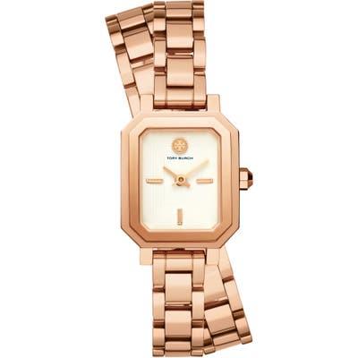 Tory Burch Robinson Wrap Bracelet Watch, 22Mm