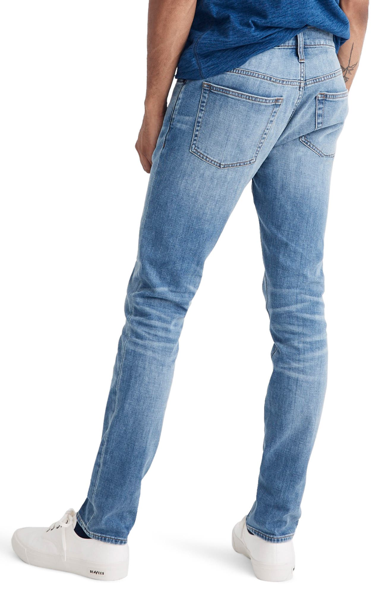 ,                             Skinny Fit Jeans,                             Alternate thumbnail 2, color,                             STEVENS