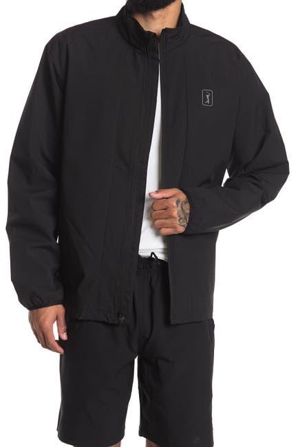 Image of PGA TOUR Full Zip Windbreaker Jacket