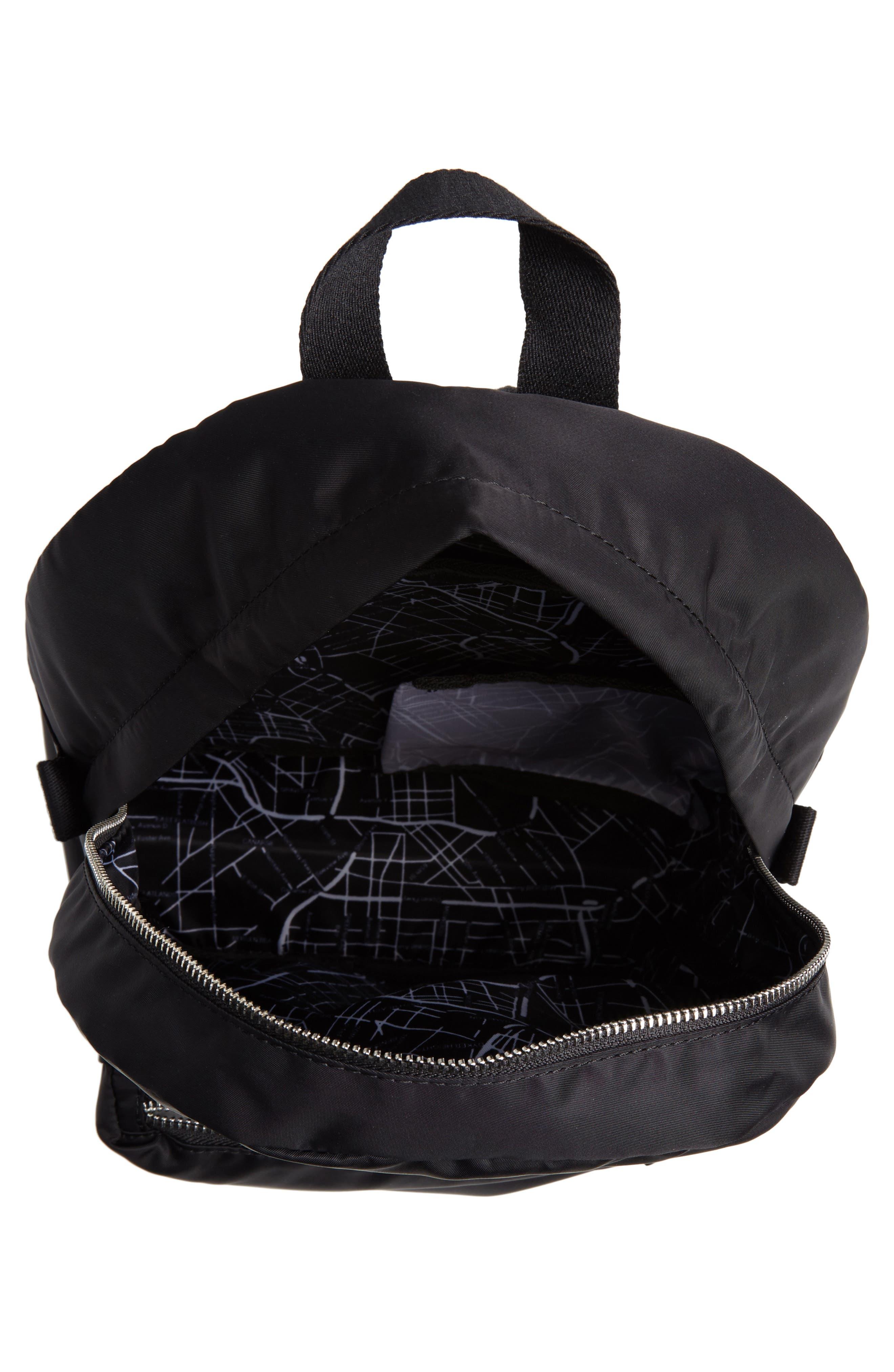 ,                             The Heights Mini Lorimer Nylon Backpack,                             Alternate thumbnail 5, color,                             001