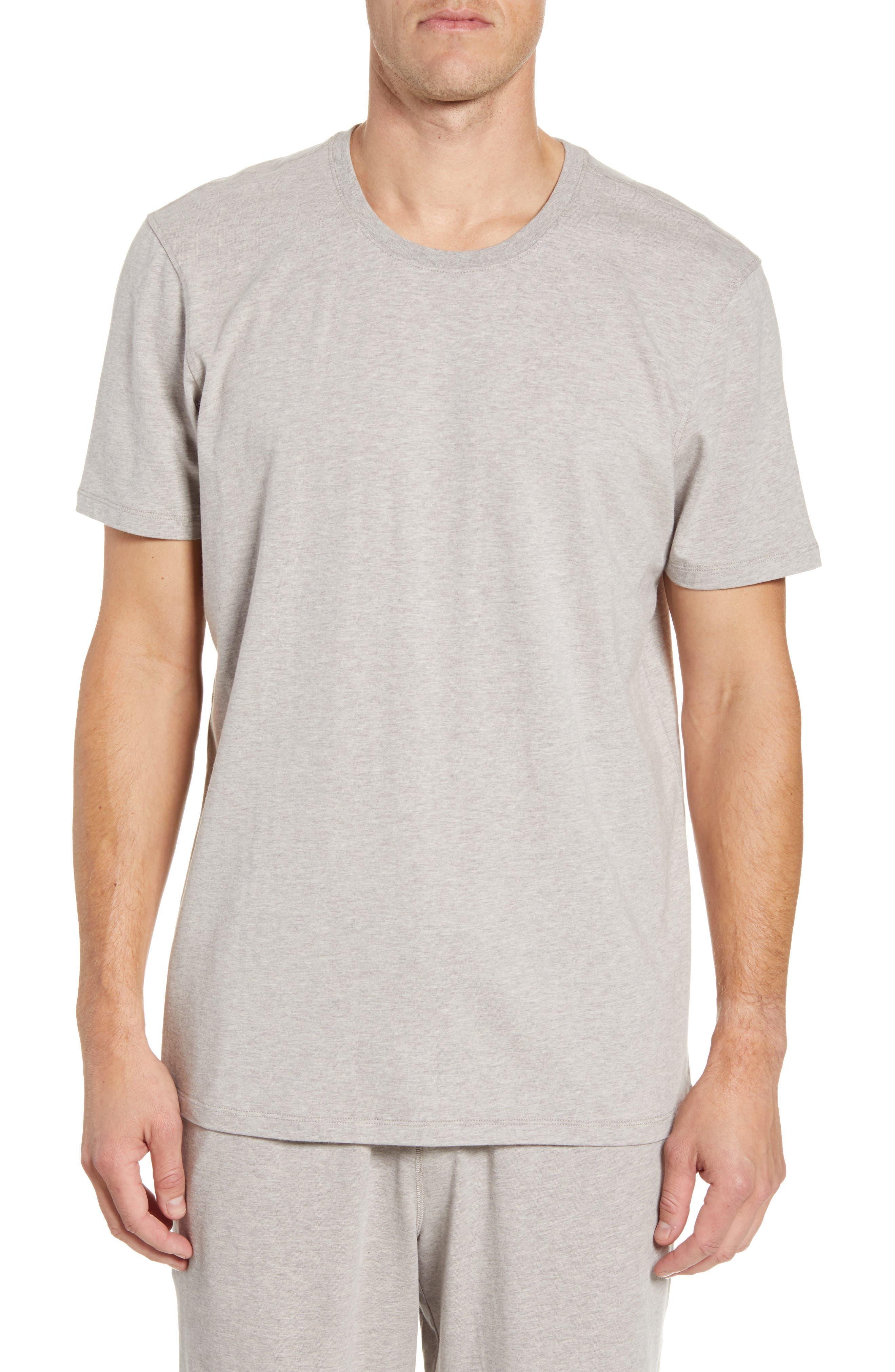 Image of Daniel Buchler Stretch Cotton & Modal Crewneck T-Shirt