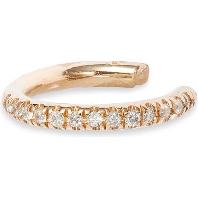 Zoe Chicco Pave Diamond Ear Cuff