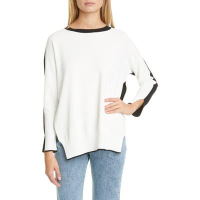 Stella Mccartney Colorblock Sweater, US / 42 IT - Black