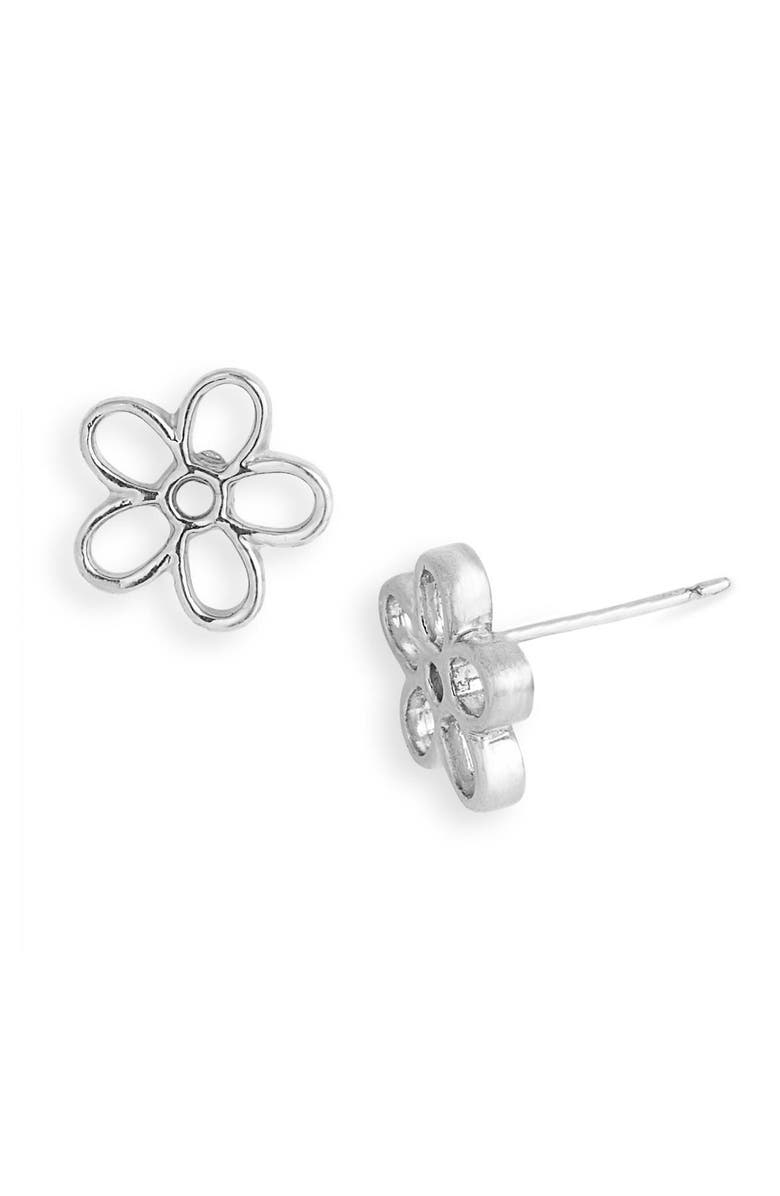 MARC BY MARC JACOBS Daisy Stud Earrings, Main, color, 041