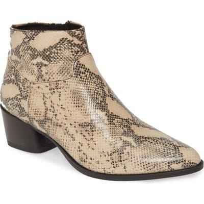 Vagabond Shoemakers Lara Bootie - Ivory