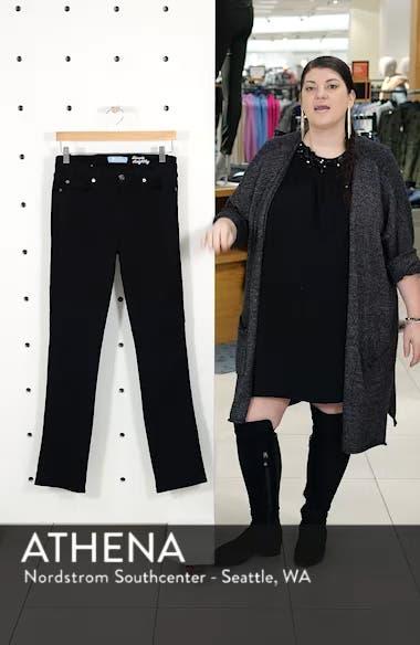 'b(air) - Kimmie' Straight Leg Jeans, sales video thumbnail