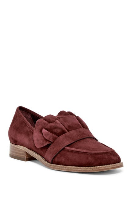 Image of Pour La Victoire Tenley Ruffled Loafer
