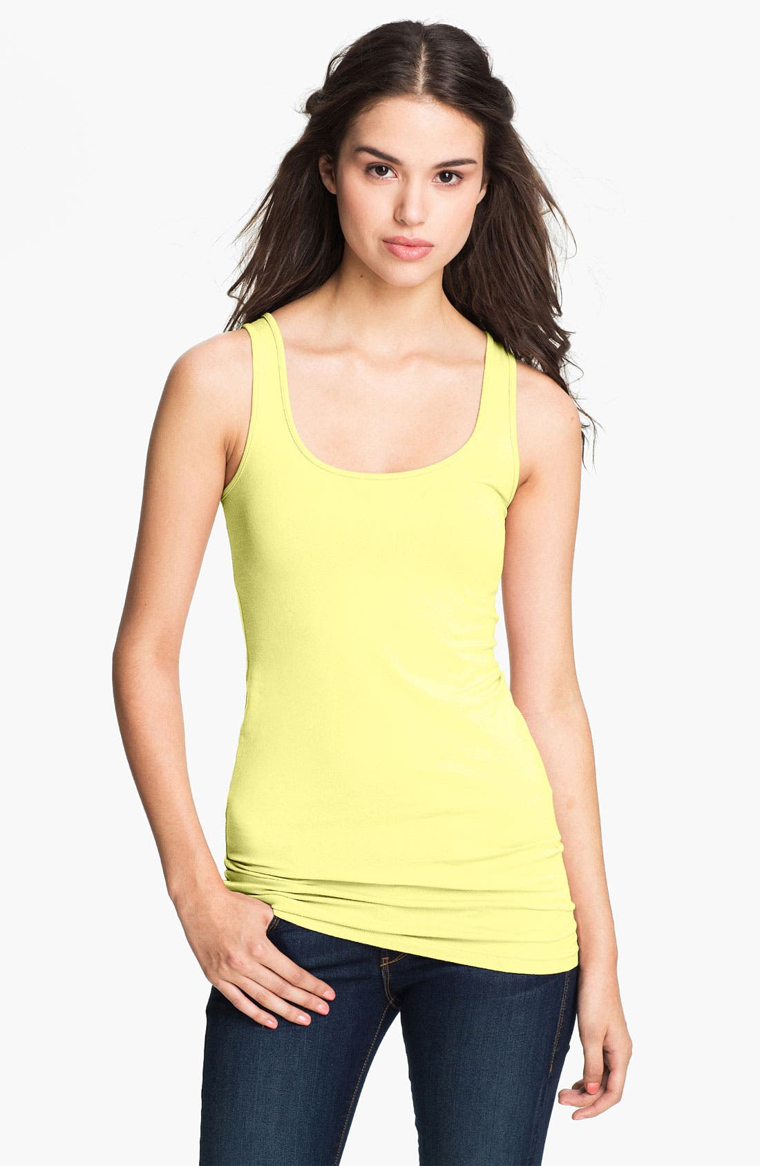 ,                             Double Scoop Neck Tank,                             Main thumbnail 138, color,                             335