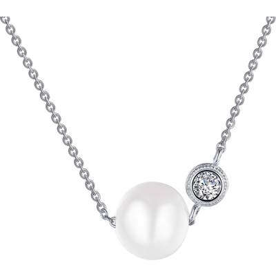 Lafonn Freshwater Cultured Pearl Necklace